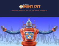 Robot City by Paul Collicutt